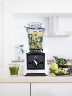 Vitamix Ascent 2500i – Hvit