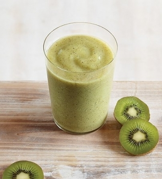 Key Lime Kiwi Smoothie