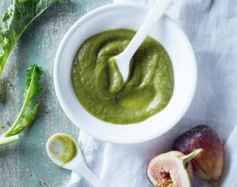 Søt & Grønn puré