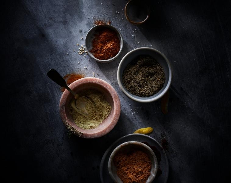 Eple pai krydder