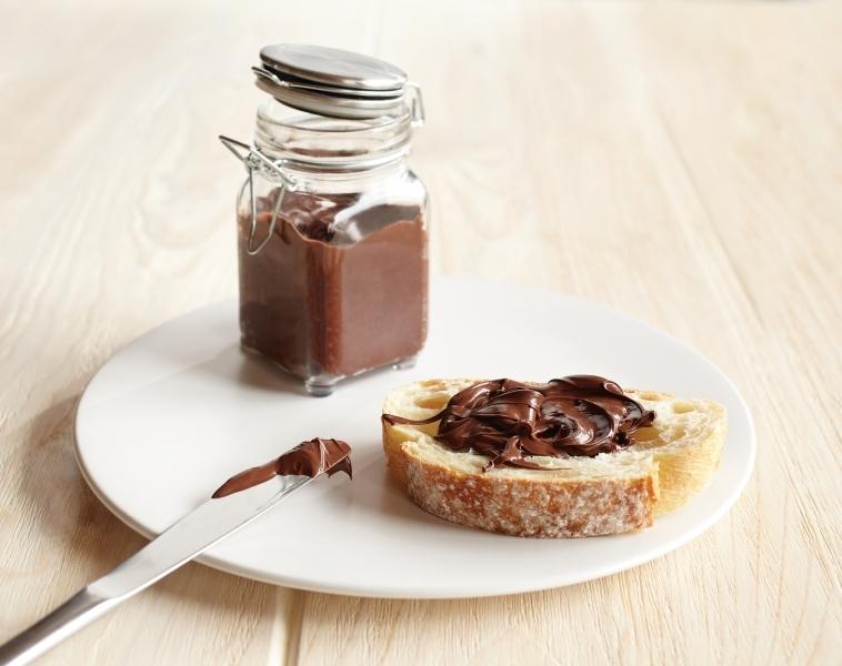 Hasselnøtt Smør med Sjokolade