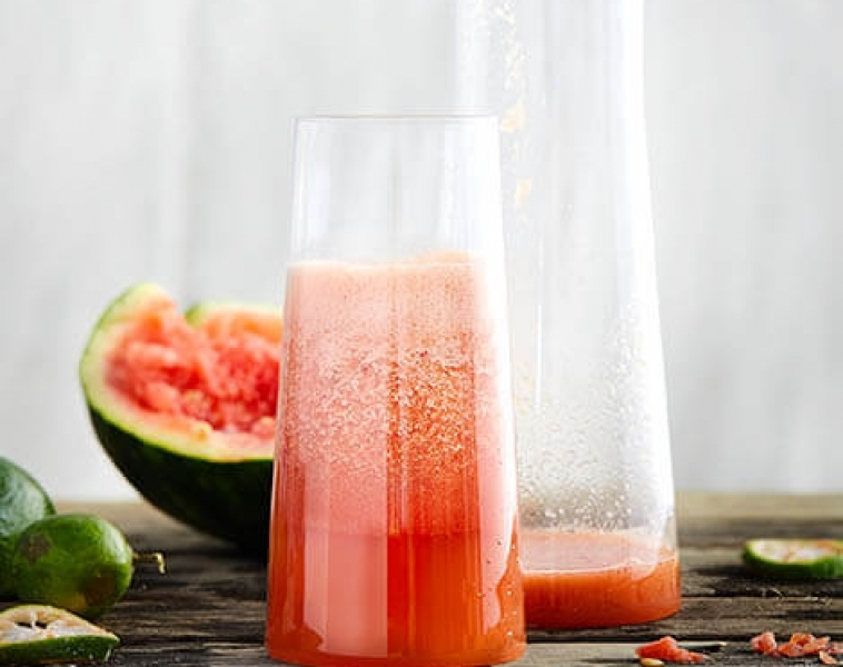 Watermelon Aqua Fresca