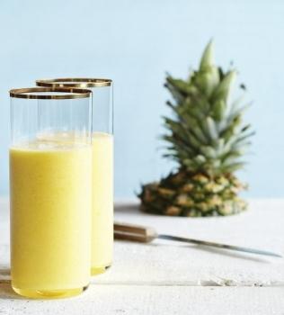 100% Ananasjuice