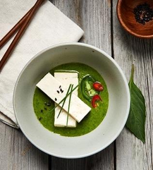 Asiatisk Pesto