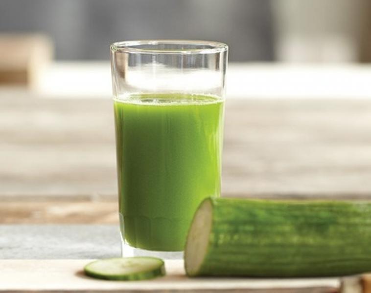 Grønn Ingefær Juice