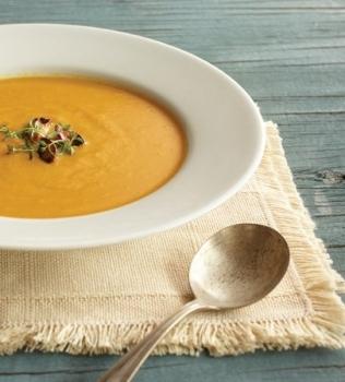 Gresskar Suppe