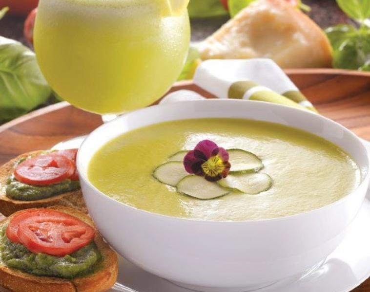 Squash suppe
